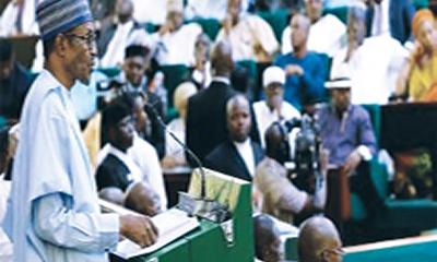 2018 budget: Reps fires back at Buhari