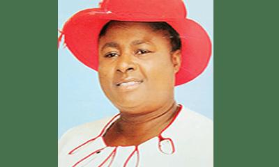 Helen Ukpabio in victory song