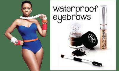 Weather-proof makeup