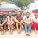 15 suspected kidnappers, rustlers arrested in Sokoto