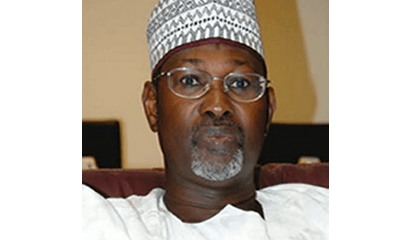 Jega: An umpire joins the political fray