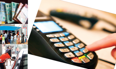 Need cash? POS to the rescue: NIGERIANS FIND SOLACE AT BUSINESS CENTRES, FILLING STATIONS, OTHERS