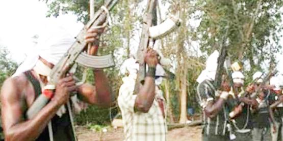 Gunmen attack Kaduna village