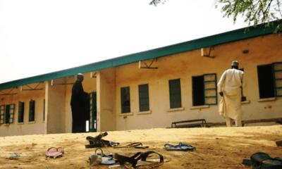 Boko Haram took our classmates away in trucks –Escapee