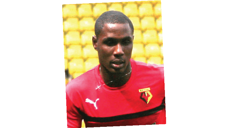 Odion Ighalo: Nigerian worldwide emerges loan target for Manchester United