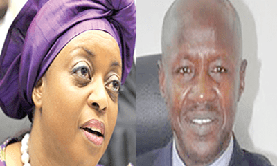 FG tired of waiting for Diezani's UK trial – Magu