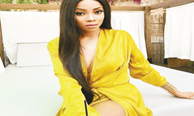Dating beyond 3 years is a waste of time–Toke Makinwa