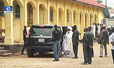 Court denies El Zakzaky, wife bail