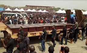 Killings: We won't vote Buhari in 2019 – Benue IDPs, nursing mothers