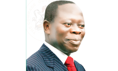 5 South-South APC chairmen pass vote of confidence in Oshiomhole