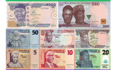 Disbursement of lower naira denominations guidelines out