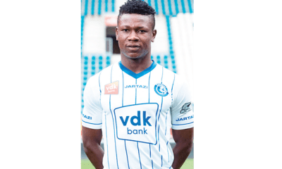 Kalu joins Eagles as team departs today for SA