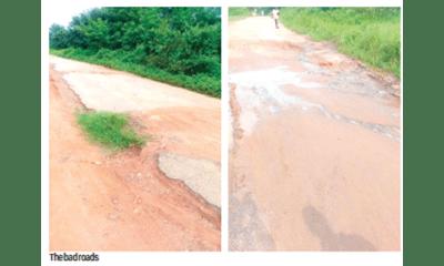 Owo-Ikare road: A death trap