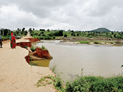 Abia community rallies FG's support for erosion, gullies - New Telegraph Newspaper