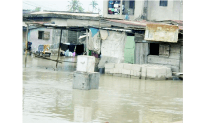 Flood ravages Niger, Plateau communities