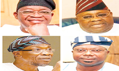 Osun guber: Winners and losers