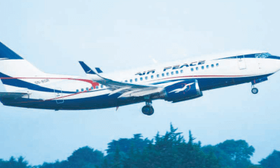 Air Peace: Passenger recounts cabin pressure loss ordeal