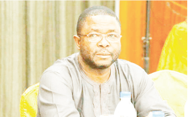 Bayo Osinowo's ambition raises dust