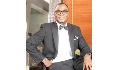 Excitement as Dayo Bush reveals political ambition