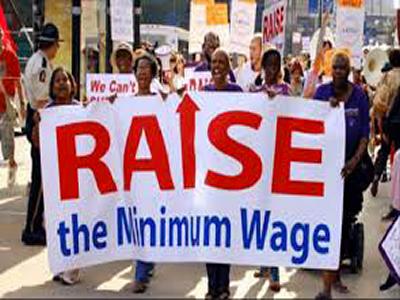 Minimum wage: Presidency: Buhari to review N30,000 proposal