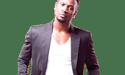 Peter Okoye wins first award as a solo artiste
