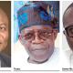 BREAKING: Bola Tinubu endorses Babajide Sanwo-Olu