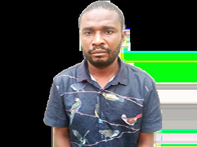 I posed as a lady to defraud Ondo senator – Suspect