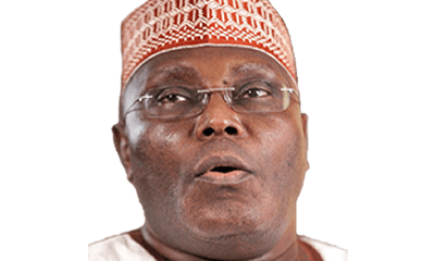 Security operatives search Atiku's private jet