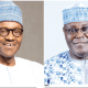 Atiku to Buhari: You're a bad manager of economy