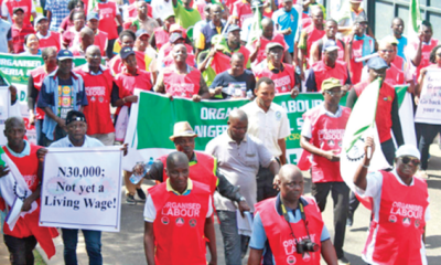 ORGANISED LABOUR: Nigerian workers rank among the lowest paid in sub-Saharan Africa