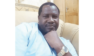 2019: Lagosians should vote out APC – ADP guber candidate, Gbadamosi