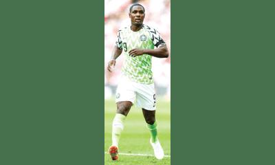 Ighalo targets highest scorer g ong