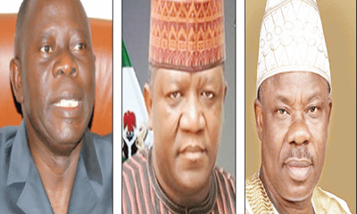 Oshiomhole and APC's primary elections
