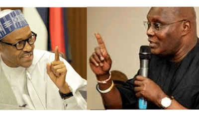 Minimum Wage: Buhari cannot be trusted – Atiku