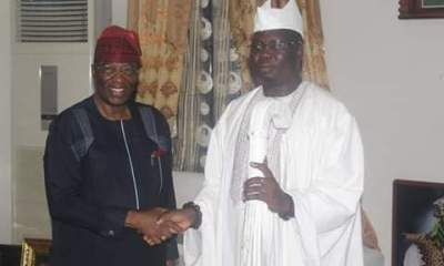 2019 Presidency: We'll back candidates that support restructuring – Aare Adams