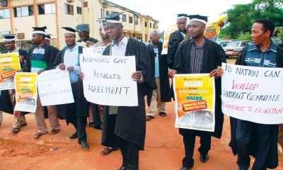 ASUU strike: Varsities groan as FG keeps mum