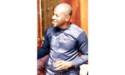 Johnnie Walker celebrates business magnate, Adeola Idowu