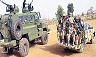 TEARS AS BOKO HARAM RUBBISHES MILITARY SPENDING