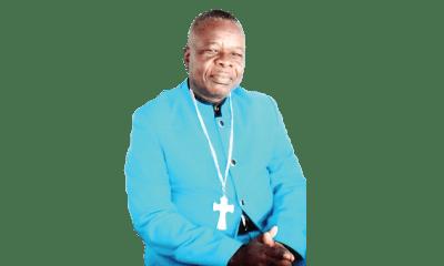 Bishop Joseph Onyegbule celebrates church dedication