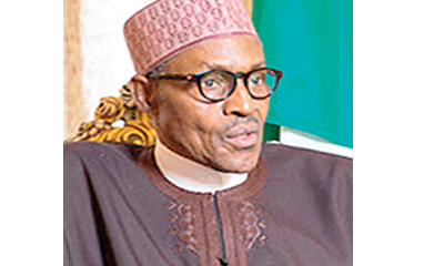 2019: People's will must prevail – Buhari