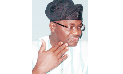 Isiaka: Last man standing  for Ogun West agenda