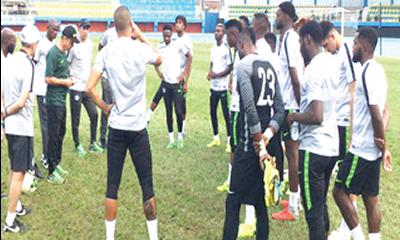 Duke Udi on Battle of Jo'burg: Eagles must avoid pressure
