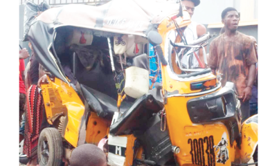 Pregnant woman dies in Abia auto crash