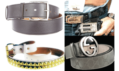 World's most expensive belt for N76m