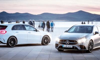 New Mercedes-Benz A-Class unveiled in Nigeria