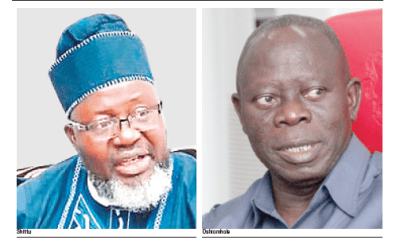 Oshiomhole stabbed me after I recommended him to Buhari – Shittu