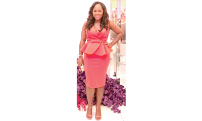 Uche Pedro adds a new feather to her cap