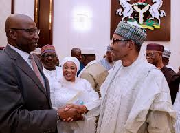 SGF Boss Mustapha hails President Buhari at 76