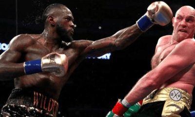 Wilder wants Fury rematch as soon as possible