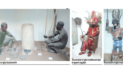 Museums: Pushing to fulfil mandate amid poor funding